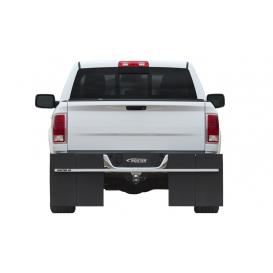 ROCKSTAR ROXTER Smooth Mill Hitch Mounted Mud Flaps