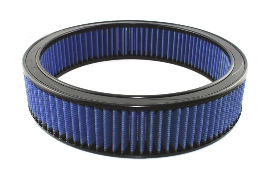 aFe Magnum FLOW Round Racing Air Filter w/ Pro 5R Media - aFe 10-10009