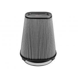 Magnum FLOW Intake Replacement Air Filter w/ Pro DRY S Media - Carbon Fiber top