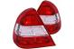 Anzo Red / Clear Tail Lights - Anzo 221157
