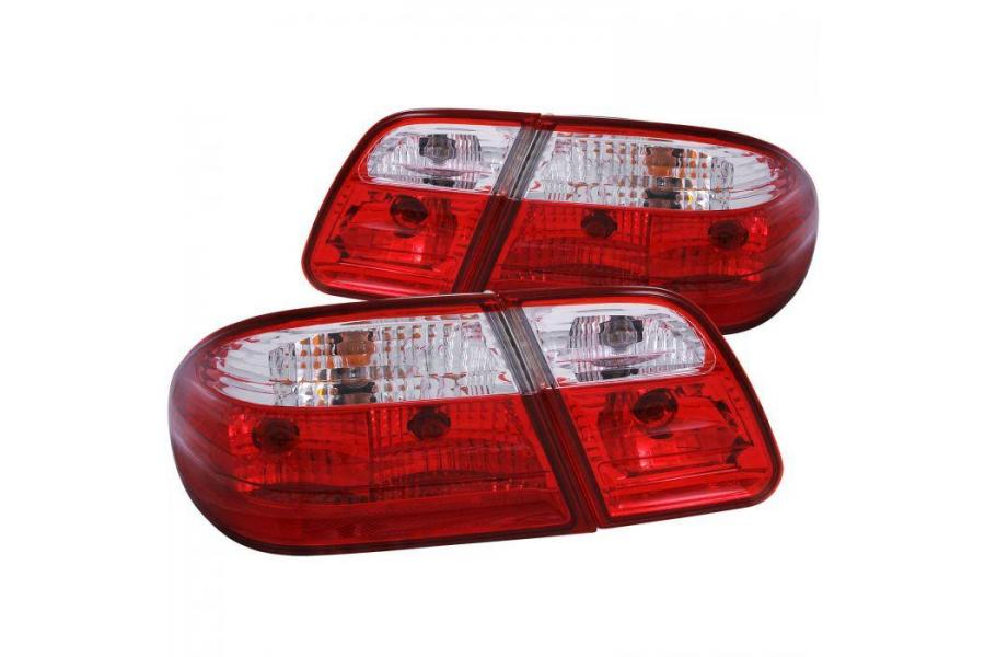 Anzo Red / Clear Tail Lights - Anzo 221162