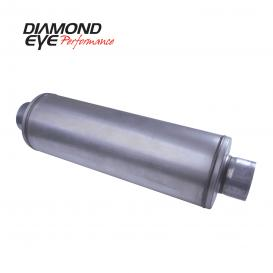 Diamond Eye Performance 5in LOUVERED MFLR
