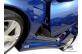 Duraflex Fiberglass Type K Side Skirts Rocker Panels (Unpainted) - Duraflex 100191