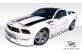 Duraflex Fiberglass Circuit Wide Body Side Skirts Rocker Panels (Unpainted) - Duraflex 100656
