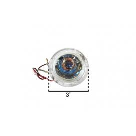 "Extreme Dimensions 3"" Round Fog Lights"
