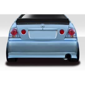 Fiberglass V Speed Rear Lip (Unpainted)