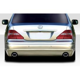 Fiberglass W-1 Rear Lip Under Spoiler (Unpainted)