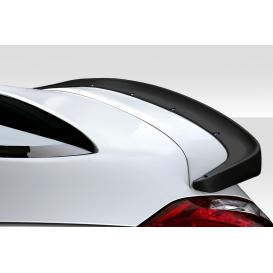 Fiberglass M Spec Rear Wing Trunk Lid Spoiler Add On (Unpainted)