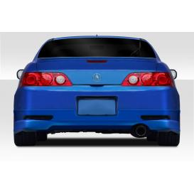 Fiberglass A Spec Look Rear Lip Spoiler (Unpained)