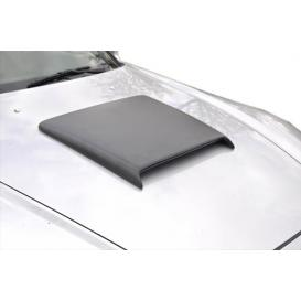 Duraflex Fiberglass Ram Air Scoop 1 (Unpainted)