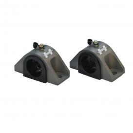 Hotchkis Style B 7/8in Heavy Duty Billet Sway Bar Bushing Brackets (Sold as a Pair)