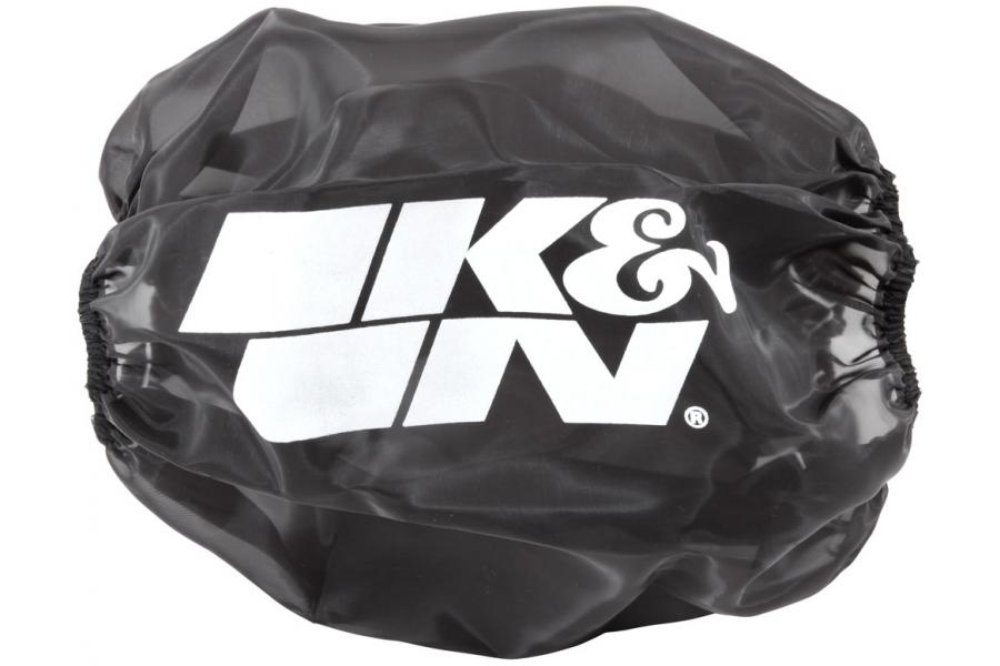 K&N Black Unique Drycharger Air Filter Wrap - K&N 100-8521DK