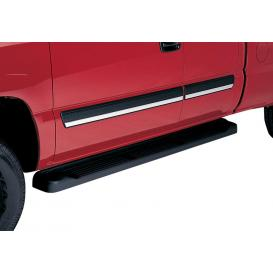 "5.5"" Factory Style Black Running Boards"