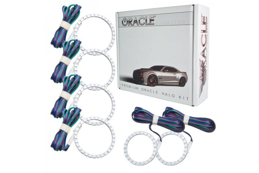 Oracle Lighting LED ColorSHIFT - Simple Halo Kit for Headlights - Oracle Lighting 2216-504
