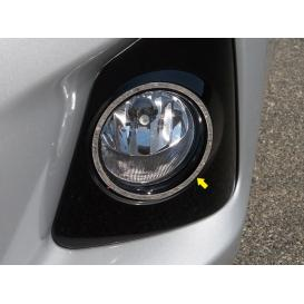 Chrome Marker Light Accent Trim