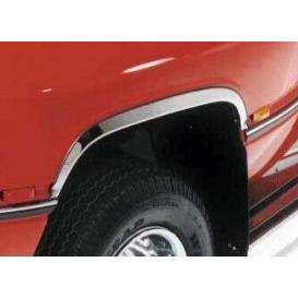 Stainless Steel Fender Trim