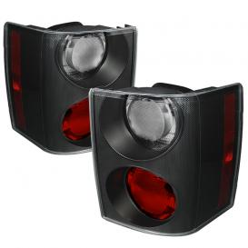 Red/Clear Euro Style Tail Lights