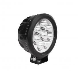 "Ultra Series Stud Mount 6.5"" 80W Round Spot Beam LED Light"