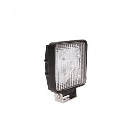 "Utility Series Stud Mount 4.3""x5"" 15W Square Spot Beam LED Light"