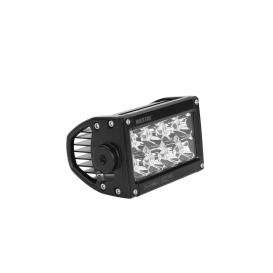 "Performance-2X 4"" Dual Row 24W Flood Beam Low Profile LED Light Bar"