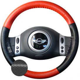 Wheelskins EuroPerf Perforated Leather Steering Wheel Cover