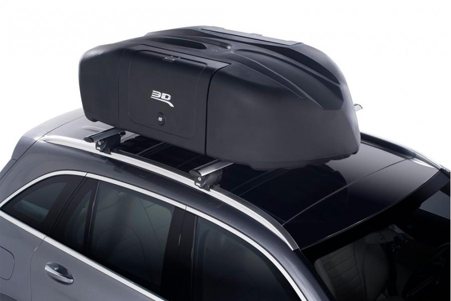 3D Maxpider Traveler Roof Cargo Box