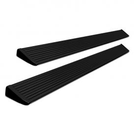 "6.25"" PowerStep XL Cab Length Black Running Boards"