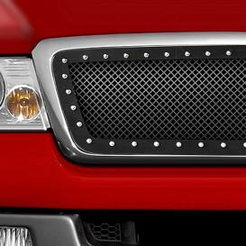 APS Rivet Style Wire Mesh Grille