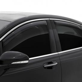AVS Smoke In-Channel Ventvisor Side Window Vent