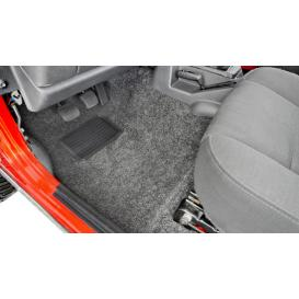 BedRug Jeep Floor Liner Kit