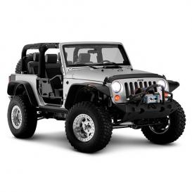 Bushwacker Trail Armor Jeep Body Protection Kit
