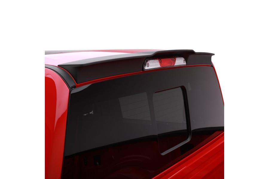 2500 3500 EGR Matte Black Finish Truck Cab Spoiler for 09-17 Dodge Ram 1500