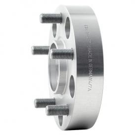 TRAK+ DRM Series 20mm Silver Wheel Spacers - Pair