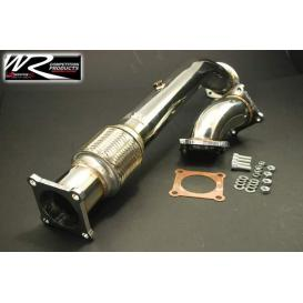 Weapon-R Stainless Steel Downpipe