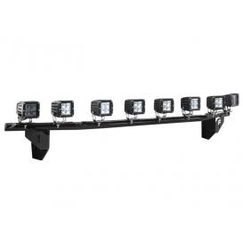n-Fab Light Bar With Multi-Mounts
