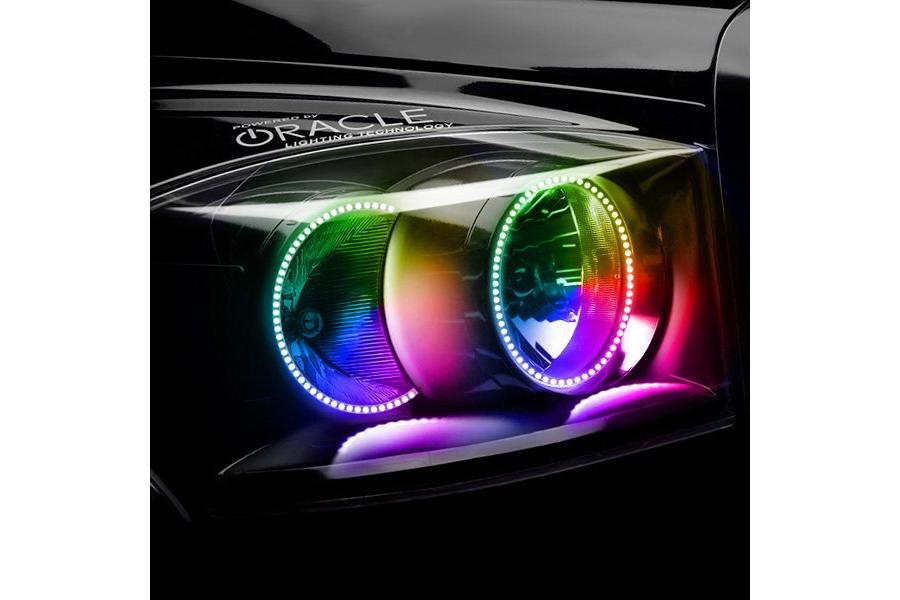 Oracle Lighting LED ColorSHIFT - BC1 Halo Kit for Headlights - Oracle Lighting 2530-335