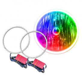 Oracle Lighting Waterproof Color Halo Kit For 7&qu..