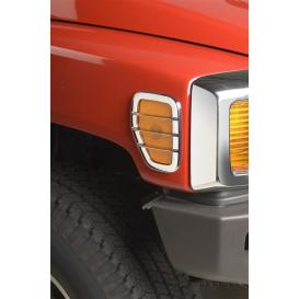 Putco Chrome Side Marker Lamps Covers