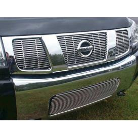 QAA Chrome Grille Accents