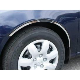 QAA Chrome Wheel Well Accent Trim