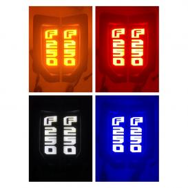 Recon Illuminated Emblems