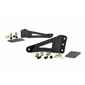 Spec-D Light Bar Mounting Brackets