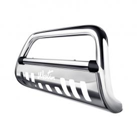 "Westin 2.5"" Ultimate Bull Bar with Brushed Skid Plate"