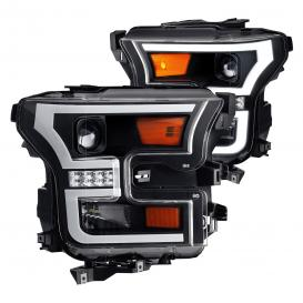Winjet Headlights