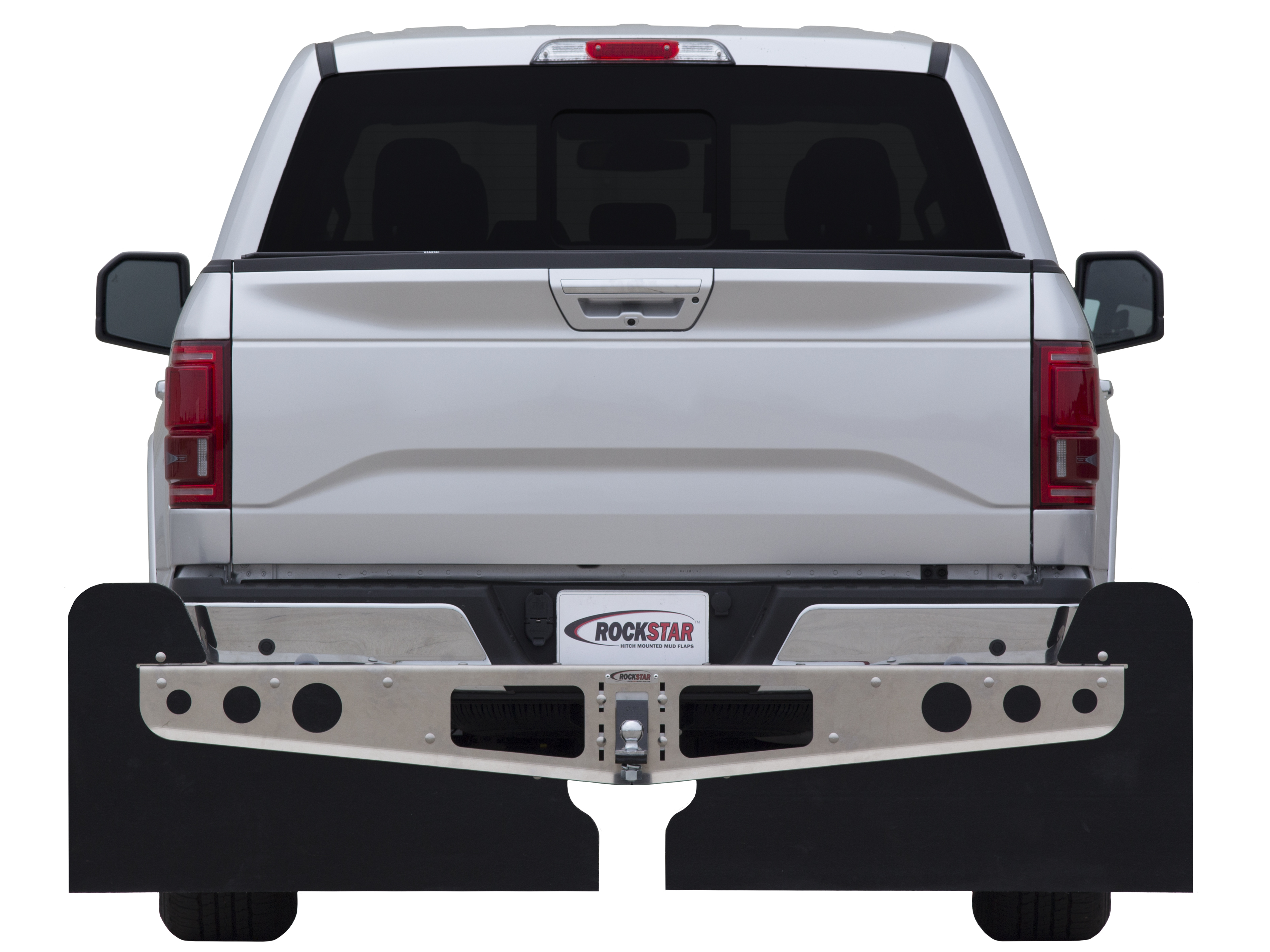 Access Smooth Mill Hitch Mounted Mud Flaps - Access A10400112