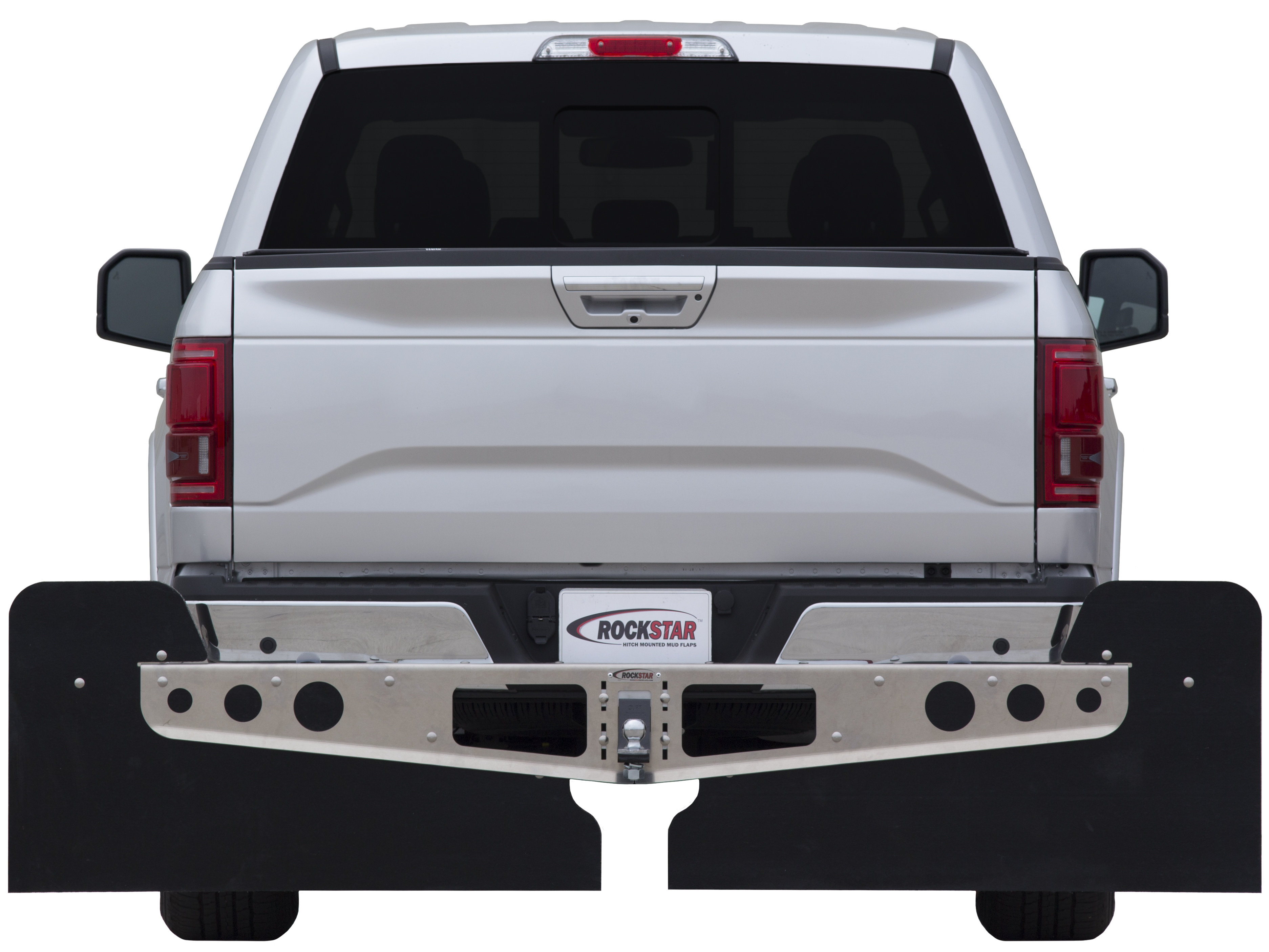 Access Smooth Mill Hitch Mounted Mud Flaps - Access A10200713