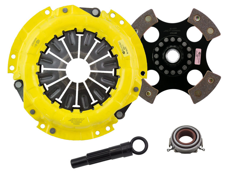 ACT XT/Race Rigid 4 Pad - ACT TC1-XTR4
