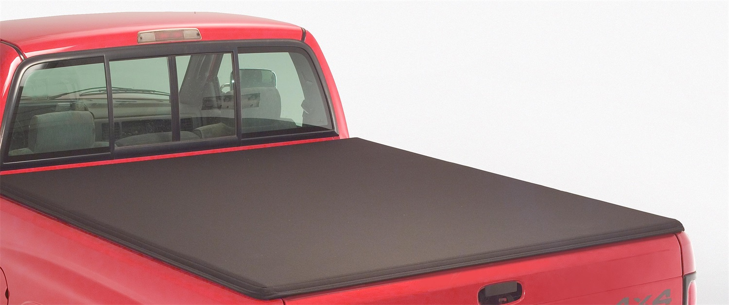 Advantage Truck Accessories Hard Hat Premier Tri-Fold Tonneau Cover - Advantage Truck Accessories 16124