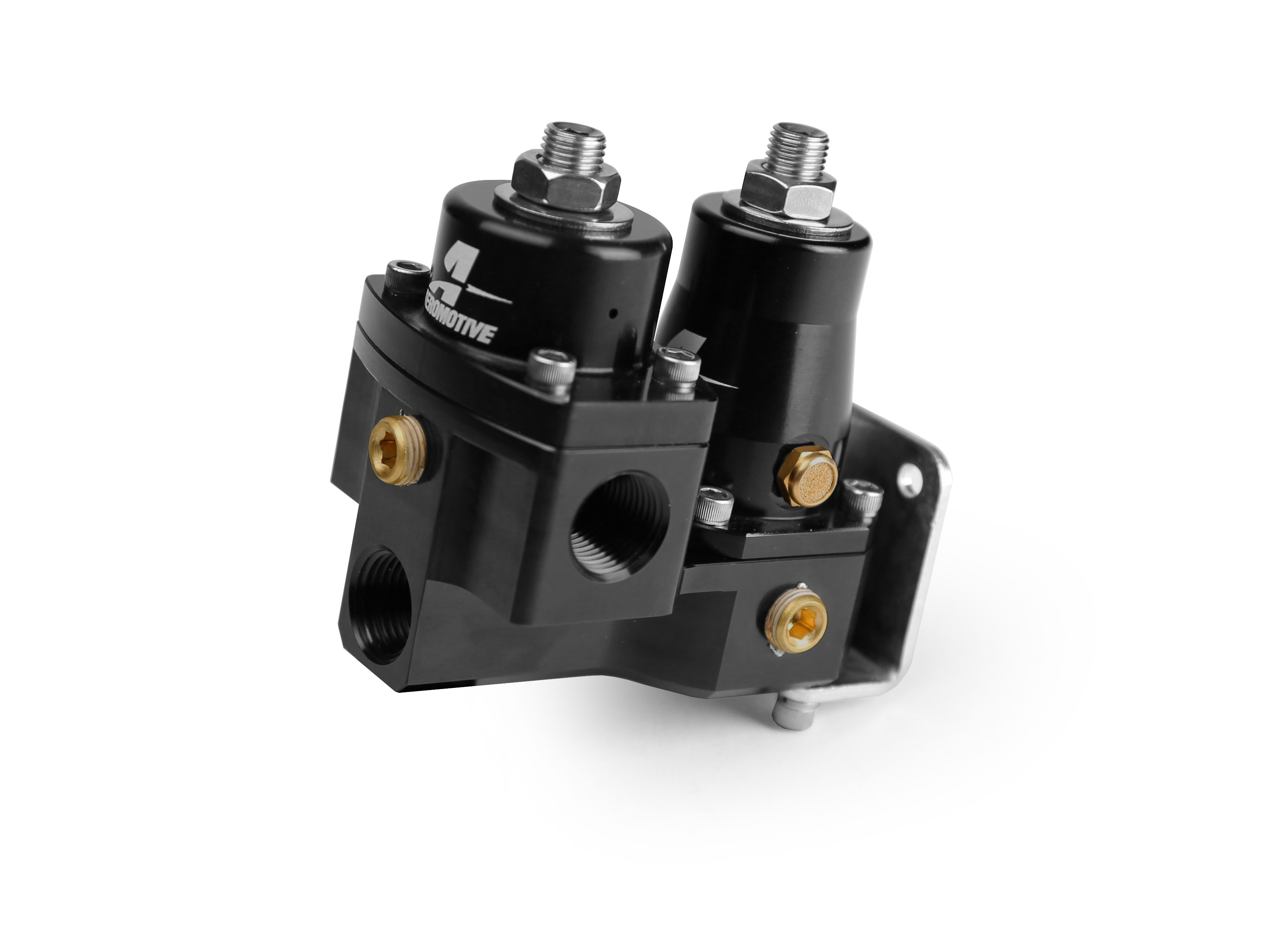Aeromotive EFI to Carburetor Fuel Pressure Regulator - Aeromotive 13220