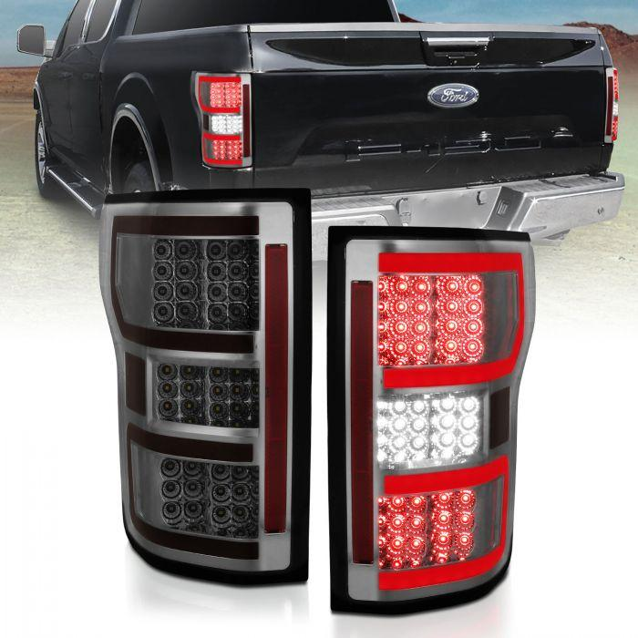 Anzo Smoke LED Tail Lights - Anzo 321339
